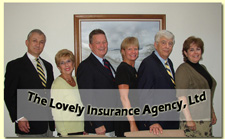 The Lovely Insurance Agency